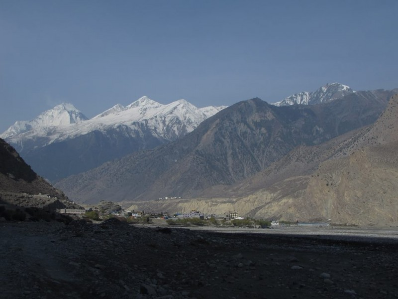 Jomsom to Muktinath Trek