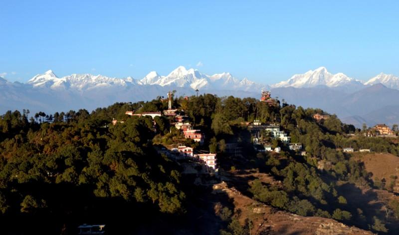 Kathmandu Nagarkot and Dhulikhel Trek