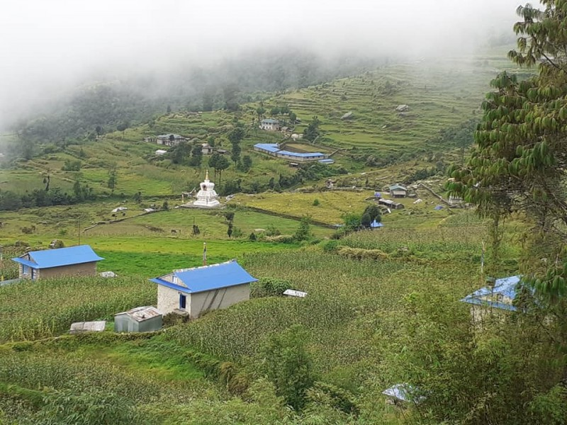 Lower Solukhumbu Trek