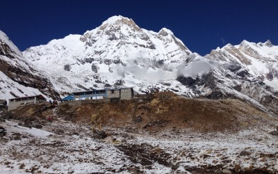 Ghorepani ABC Trek
